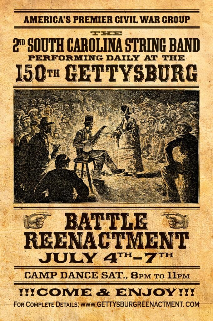 GETTYSBURG 150th.indd