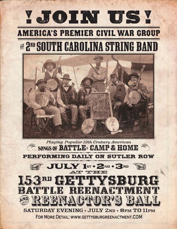 Gettysburg Reenactment 2016